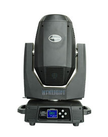 China 300W LED Spot Moving Head Light 4-28 Degree Zoom Angle For Dj Disco Wedding supplier