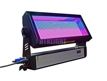 China 450W SMD 3in1 Outdoor Wall Washer Led Lighting With 648 Pcs RGB MSD LEDs supplier