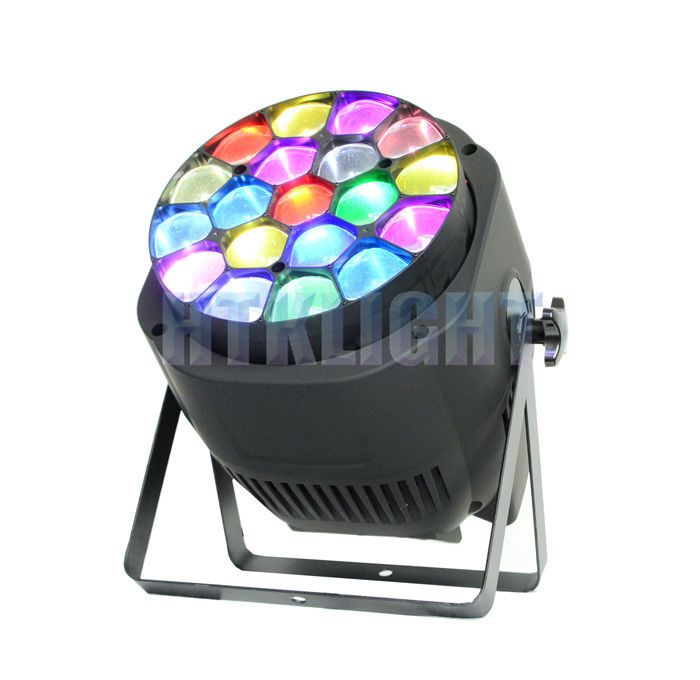 B-EYE K10 Led Flat Par Light 1-20 Times Per Second Strobe For Night Club