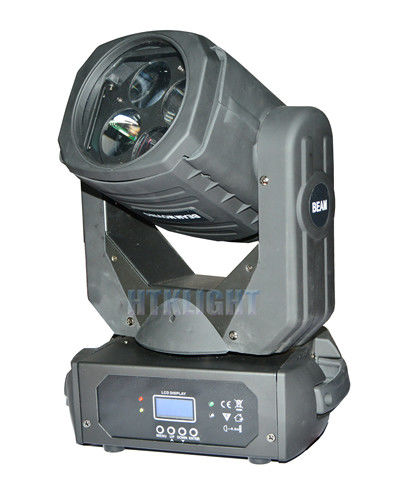 Commercial Spot Beam Moving Head Light 4x25W 0-100% Stepless Dimming