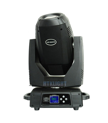Lightweight 300W Led Moving Head Spot Light With 1-20 Times Per Second Strobe
