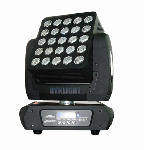 25*12W Led Rgb Mini Moving Head Light