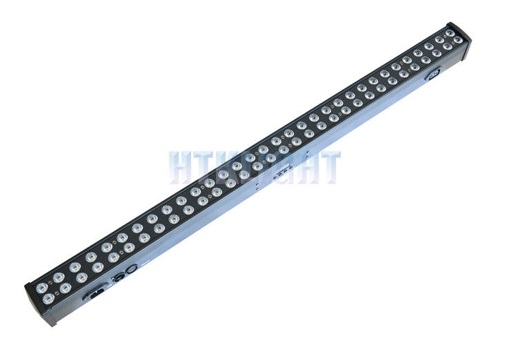 Auto Mode Wall Washer Lights / Led Bar Wall Washer Natural Convection Cooling