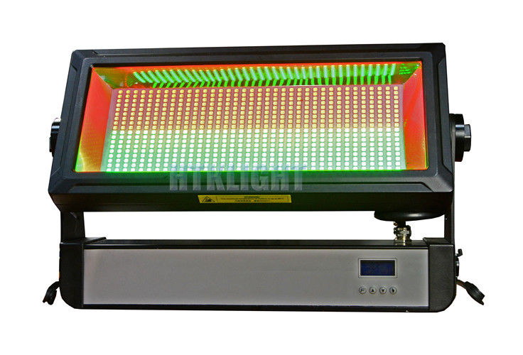 Waterproof Commercial Led Exterior Wall Lights , 648 Pcs RGB SMD LEDs