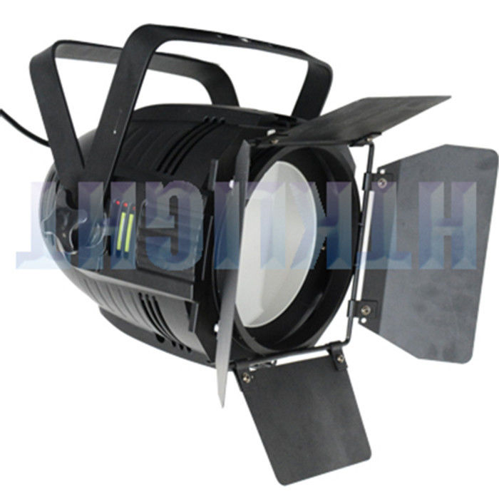 200W RGBW Spotlight Stage Lighting 60 Degree Beam Angle , 1-20 Times Per Second