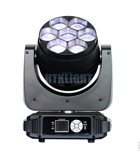 5 Pin XLR Beam Moving Head Light With 0 - 100% Linear Electronic Dimmer