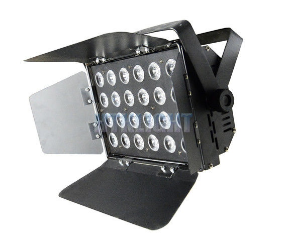 50 / 60Hz  240 W LED Flood Light Wall Washer RGBW Color Mixing