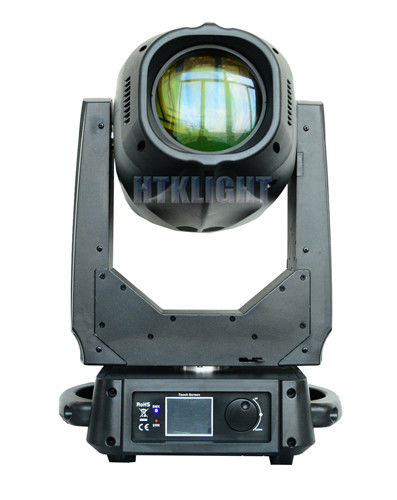 20CH LED Beam Moving Head Light 380 W MSD Osram 0 - 100% Linear Dimmer