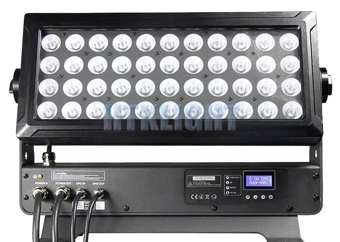 4CH / 8CH DMX Channel LED Flood Light Wall Washer , RGBW Led City Colour Light