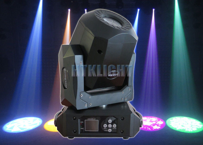 High Brightness Moving Head Led Stage Lights 14 Fixed Gobos + White