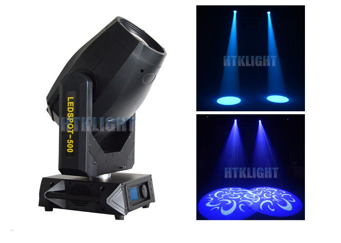 Lower Power Comsumption Dj Moving Head Light 350 Watt 10 - 35 Degree Linear Electronic Zoom