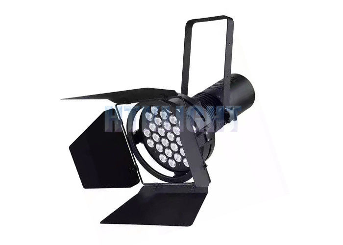 AC 240V 60Hz RGB LED Stage Light 60 Degree Beam Angle DMX Control Mode