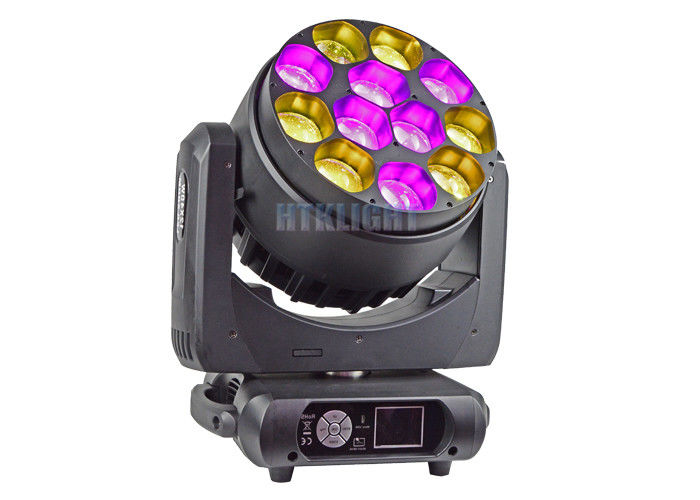 High Brightness Stage Moving Head Light / Nightclub DJ LED Moving Head