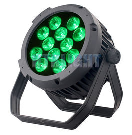 China 4in1 RGB LED Stage Par Lights 12x10w Stage Lighting Equipment For Dj Clubs factory