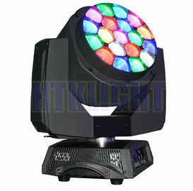 High Brightness Stage Moving Head Light Bidirectional Rotation And Speed Control