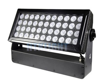 P5 44x10W 4in1 LED Wall Washer Lights With Die Cast Aluminum Housing