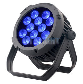 IP65 Multi Color Led Stage Lights , Led Beam Moving Head 12x12w Silent In Working