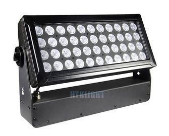 450W P5 RGBW Led Flood Light Wall Washer For Architectural / Building / Tower