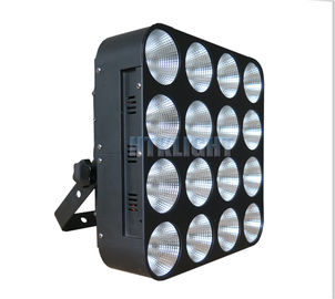 China 2in1 LED Audience Blinder Lights 16x30W , Warm White / Cold White Led Theatrical Lighting factory