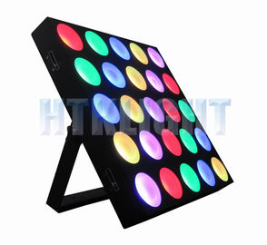China Professional Audience Blinder Led Rgb Stage Light 3 In 1 25*9W , Vibrant Chasing Effect factory