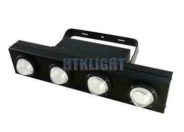 China 400W 2in1 COB IP20 LED Audience Blinder Lights 0-100% Linear Dimmer factory