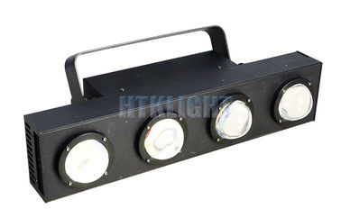 4x100W RGBW LED Stage Wash Lights Led Wash Light Bar With Constant Current Drive Mode