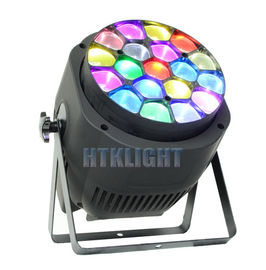 4in1 B EYE Stage Effect Light 19x15W With Dedicated Channel For Color Temperature Setting