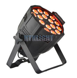 IP20 Indoor RGB LED Stage Light With Die - cast alluminun Housing