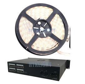 China 8 Port AC100V - 240V 800W DMX LED Controller 16bit Smooth Dimming factory