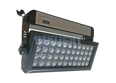 China Die - Cast Alluminun 44 * 10 W RGBW 4 In1 LED Flood Light For Building , Stage factory