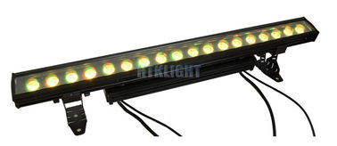 China 2700 K RGBW 4 In1 LED Wall Washer For Events Colour Rainbow Effect With Variable Speed factory