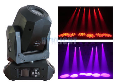 China 240V 90 W Nightclub LED Spot Moving Head Light / DJ Dance Club Lights factory