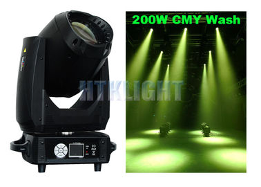 China Phantom 250 Cmy Wash Beam Moving Head Light For Theater , TV Studios factory