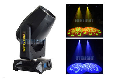 China High Brightness 350W Moving Head Robe 350W LED Color Spot For Nightclub factory