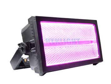 China 740 W Theatre Spot Lights , 400mA Drive Current Atomic Colors LED Strobe Lamp factory