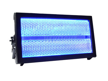 China Super Bright Audience Blinder Lights , 3000W DMX LED Sound Activated Strobe Light factory