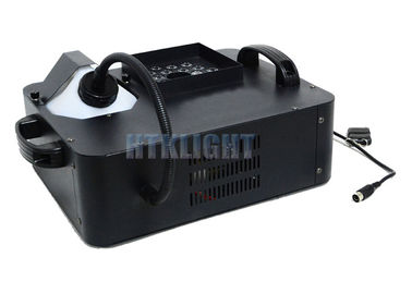 China Musical Concert 1500 W LED Fog Machine / LED 500 Smoke Machine factory