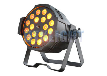 China 18 Pcs 15W 5 - In - 1 LED Stage Spotlights /  LED Par Light 2 Years Warranty factory
