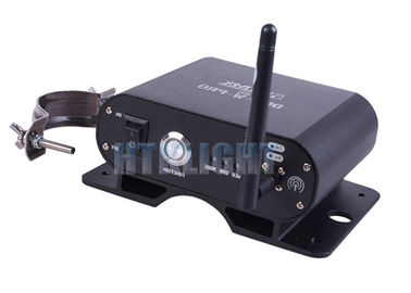 China 5.8 GHz Wireless DMX LED Controller With Interchangeable Antennas factory