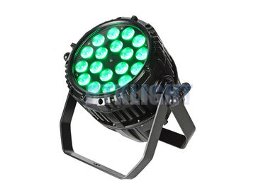 China 50Hz Master - Slave Control Waterproof LED Par Light / DMX Par Can factory