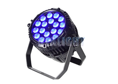 China CE RoHS LED Stage Wash Lights / Professional Stage Lighting Systems factory
