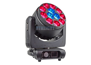 China DMX512 Control Mode Moving Head Led Stage Lights 50000 Hrs Average Lifespan factory