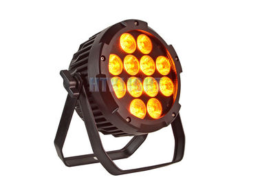 China CE RoHS 60Hz Waterproof LED Par Light / DMX512 LED Stage Par Light factory