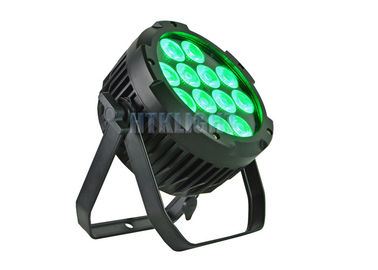 China 12x15Watt Rgbwa 5 In 1 Waterproof LED Par Light  With 60 Degree Beam Angle factory