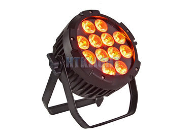 China Outside LED Stage Wash Lights 12x18 W Master - Slave Control Mode factory