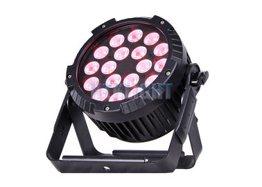 China AC 100V LED Stage Wash Lights / Exterior Wall Wash LED Lighting CE RoHS factory
