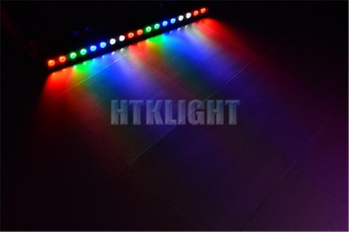 18*8W RGBW 4in1 led wall wash for stage washing, production, event, outdoor washing